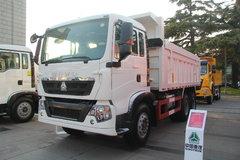 中国重汽 HOWO T5G系重卡 310马力 6X4 5.8米自卸车(ZZ3257N384GD1) 卡车图片