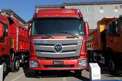 福田 欧曼GTL 6系重卡 375马力 8X4 9.6米仓栅载货车(BJ5319CCY-XE) 卡车图片