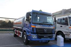 福田欧曼EXT 3系 210马力 4X2 油罐车底盘(BJ5163GYY-AB)