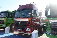 福田 欧曼ETX 5系重卡 336马力 6X2 LNG牵引车(BJ4252SNFCB-XA) 卡车图片