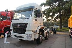 中国重汽 豪瀚J5G重卡 206马力 6X2载货车底盘(ZZ1255H56C3D1) 卡车图片