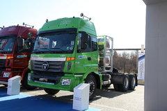 福田 欧曼ETX 6系重卡 380马力 6X4 LNG牵引车(BJ4253SNFCB-AC) 卡车图片