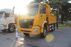中国重汽 豪瀚J5G 310马力 6X4 5.8米自卸车(ZZ3255N3846D1) 卡车图片