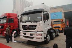 中国重汽 斯太尔重卡 340马力 6X2牵引车(ZZ4223N27C1D1N) 卡车图片