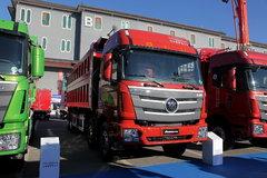 福田 欧曼GTL 9系重卡 430马力 8X4 8米自卸车(BJ3319DMPKF)