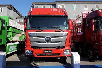 福田 欧曼GTL 6系重卡 350马力 8X4 7.4米自卸车(BJ3319DMPKC-XD)