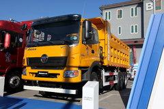 福田 欧曼VT 9系重卡 336马力 6X4 5.4米自卸车(BJ3258DLPJB-XB) 卡车图片
