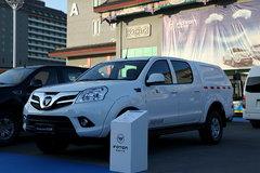 福田 拓陆者S 2014款 四驱 2.8L柴油 双排皮卡 卡车图片