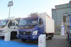 福田 奥铃 143马力 4X2 冷藏车(BJ5069XLC-FB)
