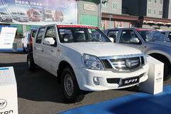 福田 萨普V 2.2L CNG/汽油双燃料 双排皮卡 卡车图片