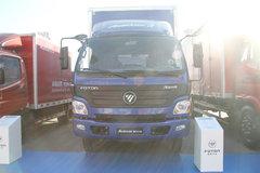 福田 欧马可5系 156马力 4X2 5.8米厢式载货车(BJ5129VJCED-FA) 卡车图片