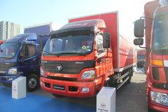 福田 欧马可5系中卡 170马力 4X2 6.2米厢式载货车(BJ5139XXY-F2) 卡车图片