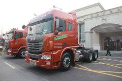联合卡车 U420重卡 标载型 420马力 6X4牵引车(SQR4251D6ZT4-6) 卡车图片