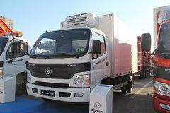 福田欧马可5系 143马力 4X2 冷藏车(BJ5069XLC-FB)