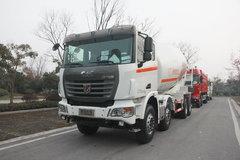联合卡车U380 380马力 8X4 混凝土搅拌车(SQR5311GJBD6T6-1)