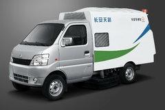 长安 53马力 4X2 吸尘车(天路牌)(SC5022TXCDA)