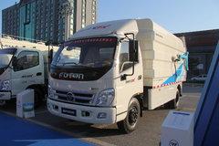 雷萨 156马力 4X2 垃圾车(HFV5130ZLJBJ4)