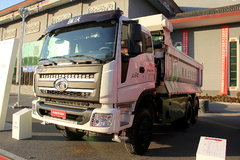 福田瑞沃RB2 290马力 6X4 5.4米自卸车(BJ3252V6PEC-D1) 卡车图片