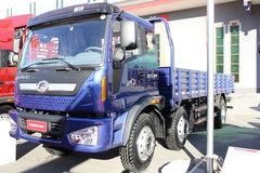 福田 瑞沃RC2 180马力 6X2 载货车(BJ1255VNPHE-1) 卡车图片
