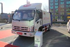 时代 康瑞H3 113马力 4X2 垃圾车(ZJH5083ZYS)
