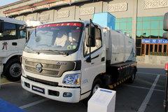 雷萨 143马力 4X2 餐厨垃圾车(HFV5080TCABJ4)