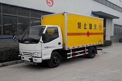 江铃 凯运 109马力 4X2 爆破器材运输车(新中昌-中昌牌)(XZC5045XQY4)