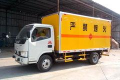 东风 多利卡 130马力 4X2 爆破器材运输车(新中昌-中昌牌)(XZC5071XQY4)