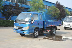 福田瑞沃 骁运 95马力 3.53米自卸车(BJ3045D9PB5-2) 卡车图片