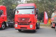 上汽红岩 杰狮C500重卡 560马力 6X4牵引车(CQ4256HYVG334HH)