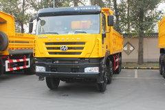 上汽红岩 杰狮C500重卡 390马力 8X4 6.8米自卸车(CQ3316HTVG336L)