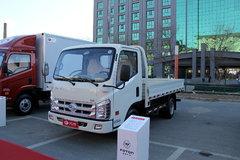 时代汽车 康瑞H1 95马力 3.7米单排栏板轻卡(液刹)(BJ1046V9JB5-B1) 卡车图片