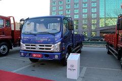 时代汽车 康瑞中卡 132马力 4X2 排半载货车(BJ1093VEPFG-A1) 卡车图片