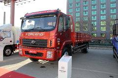 时代汽车 康瑞H5 168马力 4X2 6.75米排半载货车(BJ1163VKPFK-B4) 卡车图片