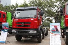 东风柳汽 乘龙 270马力 8X4自卸车底盘(LZ3310REFAT) 卡车图片
