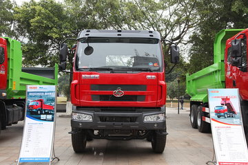 东风柳汽 乘龙 240马力 6X2 6.2米自卸车(LZ3252M3CA)