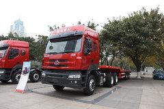 东风柳汽 乘龙M5重卡 385马力 6X4牵引车(LZ4251QDA) 卡车图片