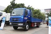 东风柳汽 乘龙M3中卡 160马力 4X2 6.75米排半栏板载货车(LZ1160M3AB)