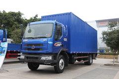 东风柳汽 乘龙M3中卡 160马力 4X2 7.7米厢式排半载货车(LZ5160XXYM3AA) 卡车图片