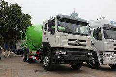 东风柳汽 霸龙 336马力 6X4 混凝土搅拌车(LZ5250GJBPDHA)