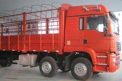 陕汽商用车 轩德中卡 240马力 6X2 仓栅载货车(SX5250GP3) 卡车图片