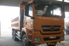 陕汽宝华 轩德重卡 310马力 6X4 5.6米自卸车(SX3250MP3) 卡车图片