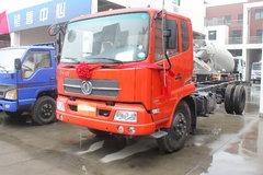 东风商用车 天锦中卡 160马力 4X2 5000轴距 6.8米载货车底盘(DFL1160BX18) 卡车图片