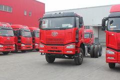 一汽解放 J6P重卡 370马力 6X4自卸车底盘(CA3250P66K24L3BT1E4) 卡车图片
