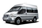 江铃汽车 新世代全顺 2016款 155马力 15座标准版 长轴 2.2T高顶多功能车