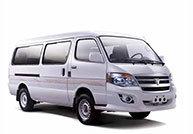 福田商务车 风景 103马力 轻客