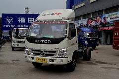 福田 奥铃CTX 143马力 3360轴距单排轻卡底盘(BJ1089VEJEA-FC) 卡车图片