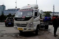 福田 奥铃CTX 143马力 3360轴距单排轻卡底盘(BJ1049V9JEA-FB) 卡车图片