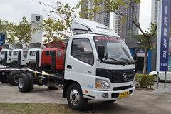福田 欧马可1系 118马力 3360轴距单排轻卡底盘(BJ1049V9JD6-F5) 卡车图片