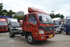福田 欧马可3系 143马力 3360轴距排半轻卡底盘(BJ1049V9PEA-FA) 卡车图片