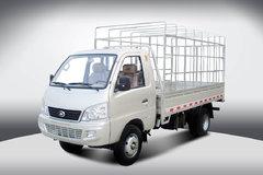 北汽黑豹 1023系列 1.8L 54马力 柴油 2.8米仓栅微卡
